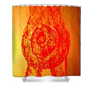 Art Therapy 138 Shower Curtain