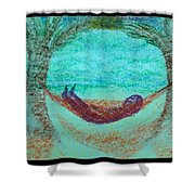 Art Therapy 144 Shower Curtain