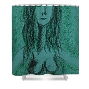 Art Therapy 147 Shower Curtain