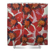 Art Therapy 15 Shower Curtain