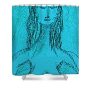 Art Therapy 150 Shower Curtain