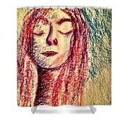 Art Therapy 153 Shower Curtain