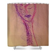 Art Therapy 155 Shower Curtain