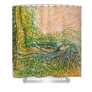Art Therapy 159 Shower Curtain