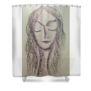 Art Therapy 160 Shower Curtain
