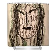 Art Therapy 162 Shower Curtain