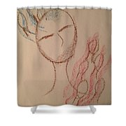 Art Therapy 163 Shower Curtain