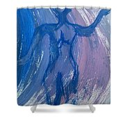 Art Therapy 17 Shower Curtain