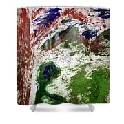 Art Therapy 172 Shower Curtain