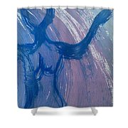 Art Therapy 18 Shower Curtain