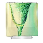 Art Therapy 186 Shower Curtain