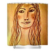 Art Therapy 188 Shower Curtain