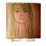 Art Therapy 190 Shower Curtain