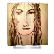 Art Therapy 194 Shower Curtain
