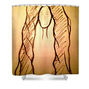 Art Therapy 195 Shower Curtain