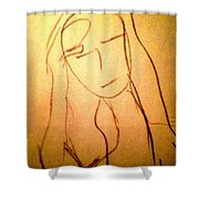 Art Therapy 197 Shower Curtain