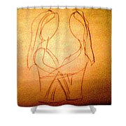 Art Therapy 199 Shower Curtain