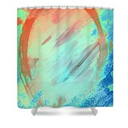 Art Therapy 23 Shower Curtain