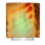 Art Therapy 24 Shower Curtain