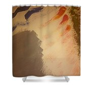 Art Therapy 25 Shower Curtain
