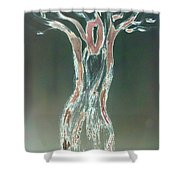 art Therapy 30 Shower Curtain