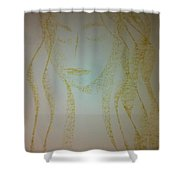 Art Therapy 40 Shower Curtain