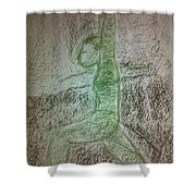 Art Therapy 42 Shower Curtain