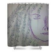 Art Therapy 44 Shower Curtain
