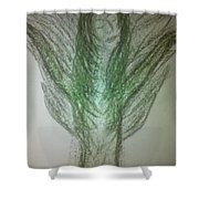 Art Therapy 48 Shower Curtain