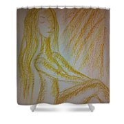 Art Therapy 49 Shower Curtain