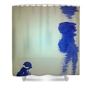Art Therapy 6 Shower Curtain