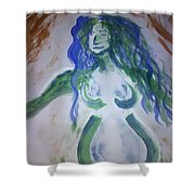 Art Therapy 7 Shower Curtain