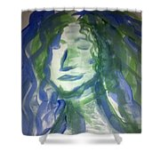 Art Therapy 9 Shower Curtain