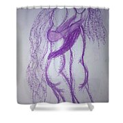 Art Therapy 97 Shower Curtain