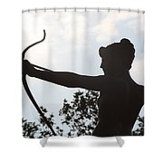 Artemis Shower Curtain