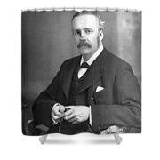 Arthur James Balfour (1848-1930) Shower Curtain