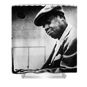 Arthur Tatum (1910-1956) Shower Curtain by Granger