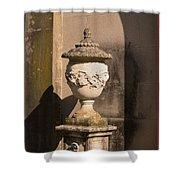 Artistic Fountain Shower Curtain