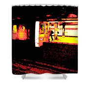 Artistic Visions Nyc Shower Curtain