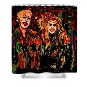 Artists Shower Curtain