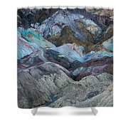 Artist's Palette Shower Curtain