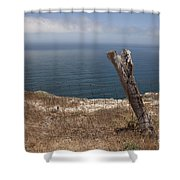 Artist's Retreat Shower Curtain