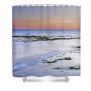 Artola Beach Shower Curtain