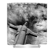 Ascent To Heaven Shower Curtain