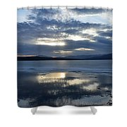 Ashokan Reservoir 10 Shower Curtain