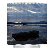 Ashokan Reservoir 25 Shower Curtain