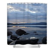 Ashokan Reservoir 26 Shower Curtain