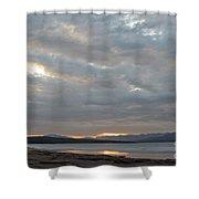 Ashokan Reservoir 31 Shower Curtain