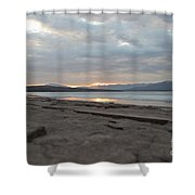 Ashokan Reservoir 32 Shower Curtain