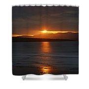 Ashokan Reservoir 35 Shower Curtain